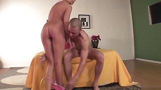 Blonde Big Jugs MILF - Puma Swede