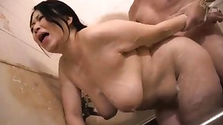 Chubby Jelena Gives the Titjob And has got laid Doggystyle