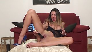 Soft Dildo Live Valeria Curtis